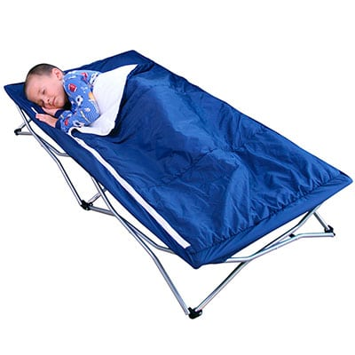regalo my cot deluxe fold up toddler bed