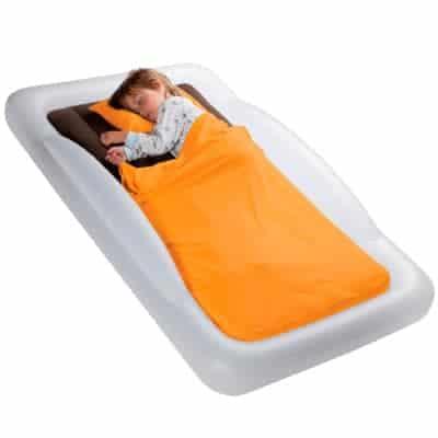 The shrunks indoor toddler travel bed