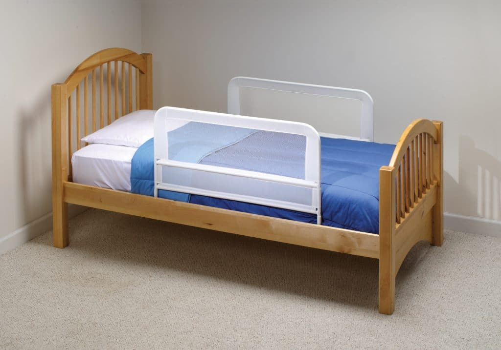 Fixed Toddler Bed Rail