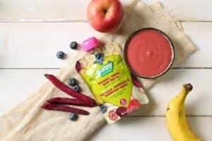 baby food gourmet w/ fruits