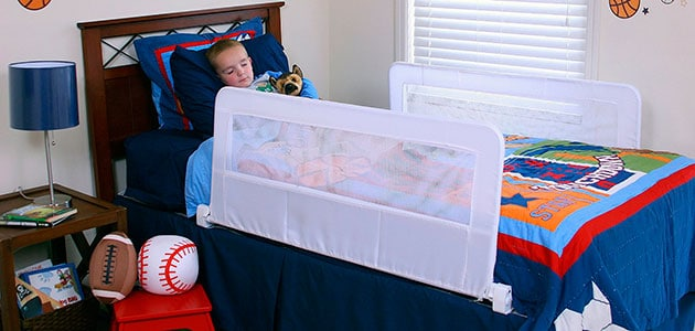 Toddler Bed Rails The BEST Way To Stop Night Time Falls