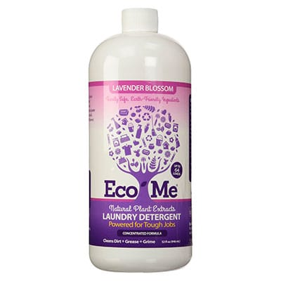 Eco Me natural laundry detergent