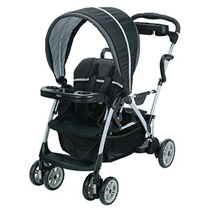 Graco Room2Move Click Connect sit and stand stroller