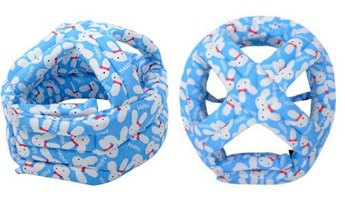 simplicity-baby Infant and Toddler No Bumps Safety Helmet