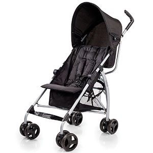 SUmmer infant go-lite convenience stroller