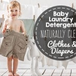 Baby Laundry Detergent: A Gentler and Safer Wash