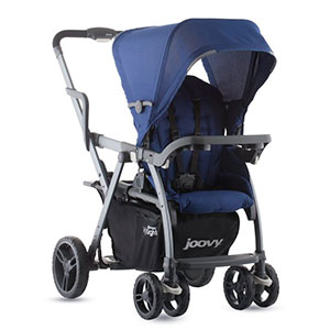joovy caboose varylight sit and stand stroller