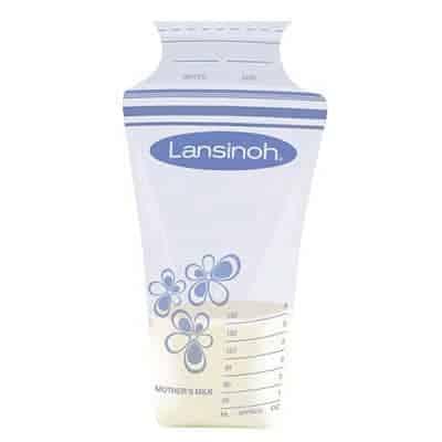 Lansinoh Brest Milk Storage Bags