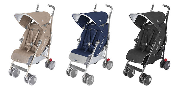 Maclaren Techno XT umbrella stroller color options