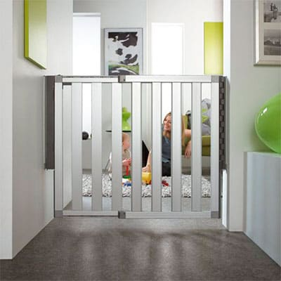 Munchkin Loft Modern Aluminium Infant Safety Gate