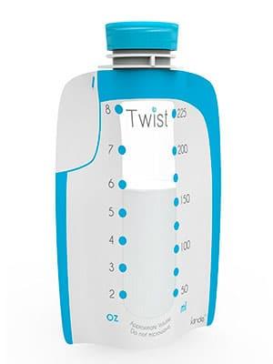 Kiinde Twist Cap T Milk Storage Bags