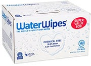 Water Wipes Pure Baby Wipes