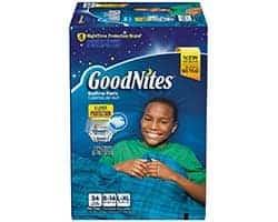 GoodNites Bedtime Pants For Boys