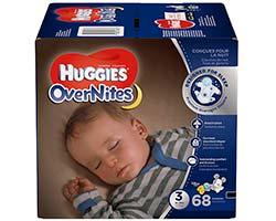 Huggies Overnites
