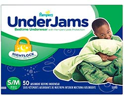 Pampers Underjams For Boys