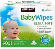Kirkland Signature Baby Wipes