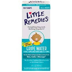Gripe Water The Best Remedy For Colic Gas And Hiccups