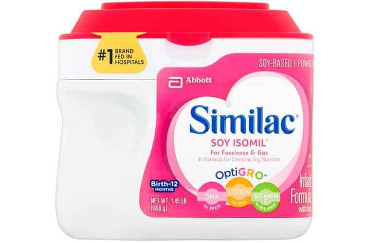 Similac Soy Isomil Formula