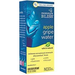 Mommy's Bliss Apple Flavored Gripe Water