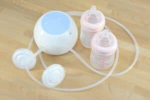 ameda breast pump
