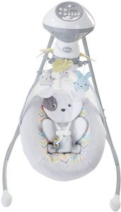 fisher price snugapuppy swing cover