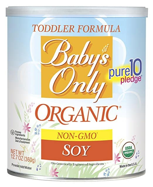 Best Organic Baby Formula Expert Buyers Guide And Reviews