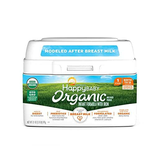 Best Organic Baby Formula: Expert Buyers Guide and Reviews