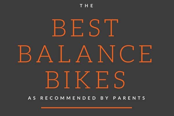 Most popular balance bike brands