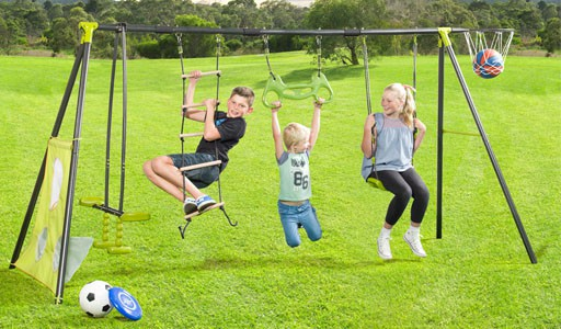 Best Swing Sets For Kids Buyers Guide And Helpful Reviews