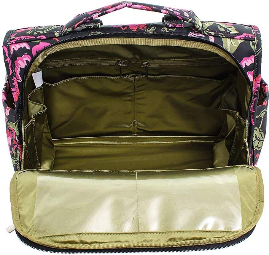 B.F.F Backpack Diaper Bag