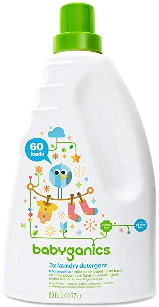 Best Baby Laundry Detergent For A Safe And Gentle Wash