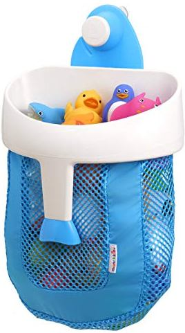 Bath scoop and toy storage  sc 1 st  Parent Guide & How to Store and Organize Your Kids Bath Toys | Parent Guide