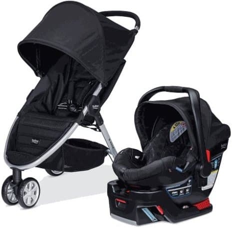 Britax B-Agile 3/B-Safe 35 Travel System