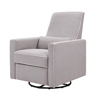 DaVinci Piper All-Purpose Upholstered Recliner.