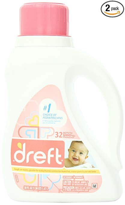 Baby Laundry Detergent A Gentler And Safer Wash Parent