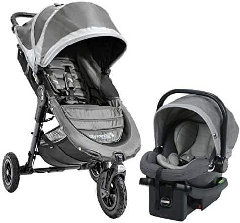 Single traditional stroller
