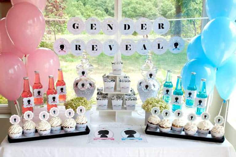 Christmas Gender Reveal Ideas.Unique Baby Gender Reveal Party Ideas That You Ll Love