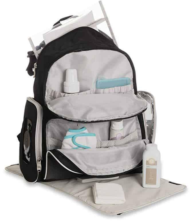 Smart Organizer Back Pack Diaper Bag