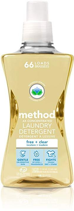 Method Concentrated Laundry Detergent – Free & Clear
