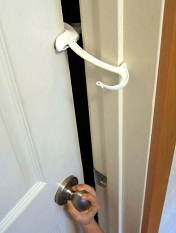 How to baby proof all types of doors | Parent Guide