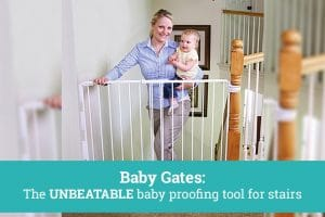 UNBEATABLE baby proofing