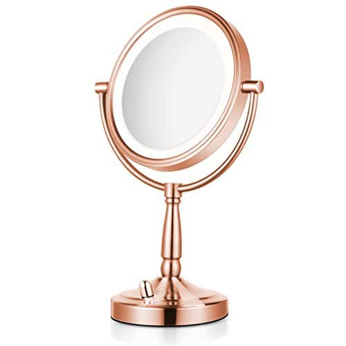 10 Best Lighted Make Up Mirrors For Looking Your Best