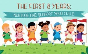 The First 8 Years (Nurture and Support Your Child)