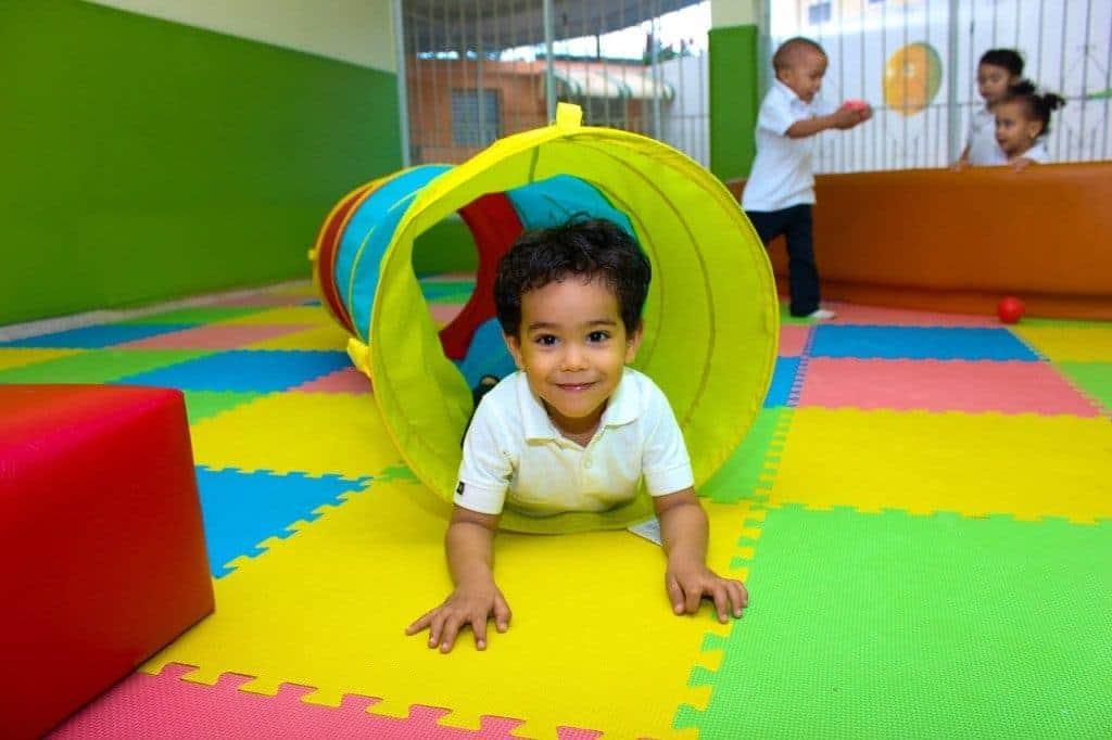 Children kindergarten fun