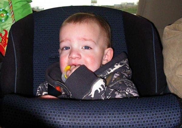 Infant or Rear Facing Car Seats