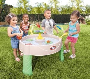 Little Tikes Frog Pond Water Table - The Best Water Table for Kids
