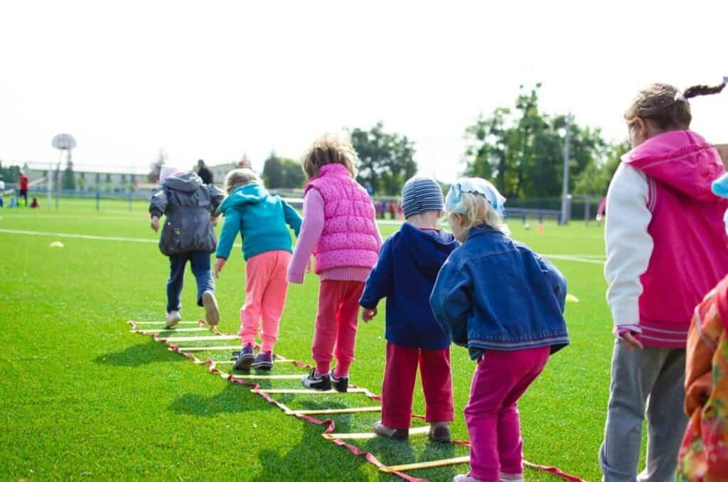 Kids outdoor activities
