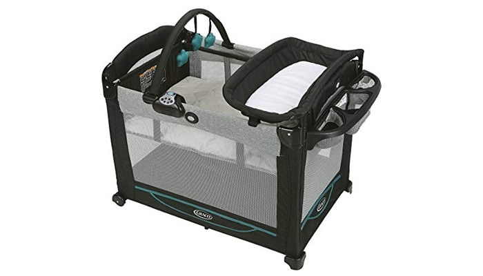 Graco Pack 'n Play Element Playard Bassinet, Darcie