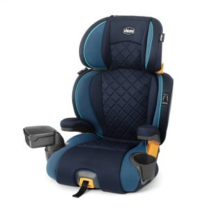 The Chicco KidFit car seat