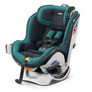 The Chicco NextFit Zip car seat